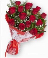 11 adet kırmızı gül buketi  Gaziantep çiçek yolla