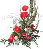 Gaziantep çiçek siparişi sitesi  Kirmizi gerbera özel tanzim