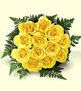 Gaziantep çiçek yolla  12 adet sarigül kalite buket