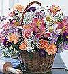 Gaziantep anneler günü çiçek yolla  Mevsim çiçekleri sepeti özel