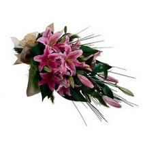 Gaziantep çiçek siparişi sitesi  gerberalardan görsel halde buket