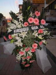 kazablanka,gerbera,sebboy ferforje  Gaziantep çiçek mağazası , çiçekçi adresleri