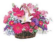 küçük karisik özel sepet   Gaziantep ucuz çiçek gönder