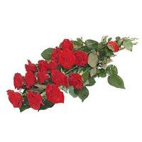 11 adet kirmizi gül buketi   Gaziantep yurtiçi ve yurtdışı çiçek siparişi