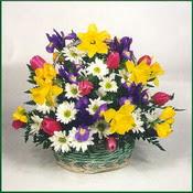 mevsim karisik çiçek demet   Gaziantep çiçek mağazası , çiçekçi adresleri