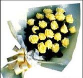 sari güllerden sade buket  Gaziantep hediye sevgilime hediye çiçek