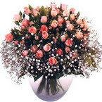 büyük cam fanusta güller   Gaziantep cicekciler , cicek siparisi