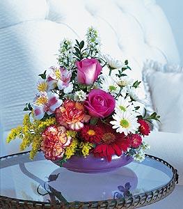 Gaziantep çiçek yolla  vazo içerisinde görsel bir aranjman tanzimi