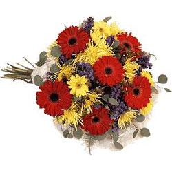 karisik mevsim demeti  Gaziantep çiçek yolla