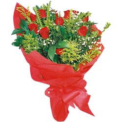 11 adet gül buketi sade ve görsel  Gaziantep çiçek yolla