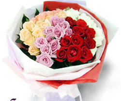 SEVENLERE ÖZEL 51 ADET GÜL  Gaziantep güvenli kaliteli hızlı çiçek