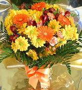 Gaziantep çiçek servisi , çiçekçi adresleri  karma büyük ve gösterisli mevsim demeti