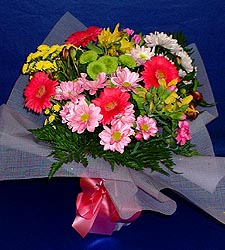 karisik sade mevsim demetligi   Gaziantep çiçekçi telefonları