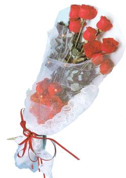 11 adet kirmizi güller buket tanzimi   Gaziantep kaliteli taze ve ucuz çiçekler