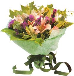karisik mevsim buketi anneler günü ve sevilenlere  Gaziantep çiçek mağazası , çiçekçi adresleri