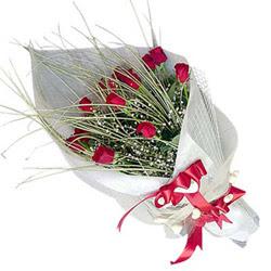 Gaziantep çiçekçiler  11 adet kirmizi gül buket- Her gönderim için ideal