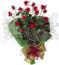 11 adet kirmizi gül buketi özel hediyelik  Gaziantep çiçek mağazası , çiçekçi adresleri