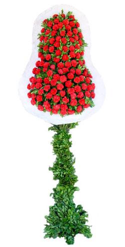 Dügün nikah açilis çiçekleri sepet modeli  Gaziantep online çiçek gönderme sipariş