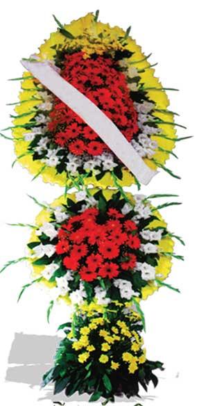 Dügün nikah açilis çiçekleri sepet modeli  Gaziantep cicekciler , cicek siparisi