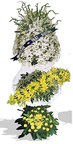 Dügün nikah açilis çiçekleri sepet modeli  Gaziantep hediye sevgilime hediye çiçek
