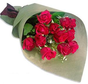 Uluslararasi çiçek firmasi 11 adet gül yolla  Gaziantep çiçekçi mağazası