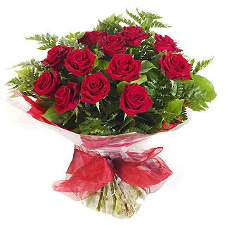 Ucuz Çiçek siparisi 11 kirmizi gül buketi  Gaziantep ucuz çiçek gönder