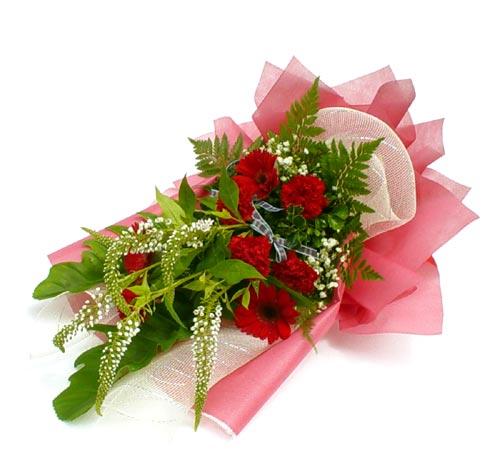Karisik çiçek buketi mevsim buket  Gaziantep kaliteli taze ve ucuz çiçekler