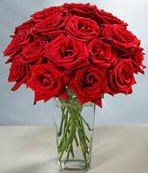 Gaziantep çiçek mağazası , çiçekçi adresleri  cam vazoda 11 kirmizi gül  Gaziantep çiçek , çiçekçi , çiçekçilik