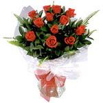 Gaziantep hediye sevgilime hediye çiçek  9 adet güzel bir gül buketi