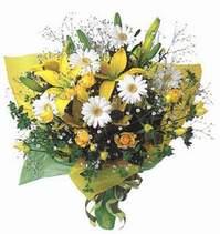 Gaziantep çiçek online çiçek siparişi  Lilyum ve mevsim çiçekleri
