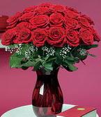 Gaziantep ucuz çiçek gönder  11 adet Vazoda Gül sevenler için ideal seçim