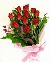 11 adet essiz kalitede kirmizi gül  Gaziantep çiçek satışı