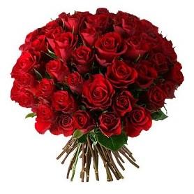 Gaziantep hediye sevgilime hediye çiçek  33 adet kırmızı gül buketi