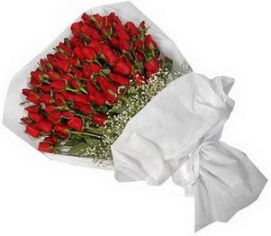 Gaziantep online çiçek gönderme sipariş  51 adet kırmızı gül buket çiçeği