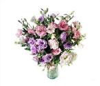 Gaziantep çiçek siparişi vermek  Vazoda karisik kalite lisyantusler