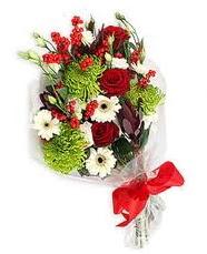 Kız arkadaşıma hediye mevsim demeti  Gaziantep İnternetten çiçek siparişi