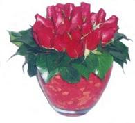 Gaziantep çiçek gönderme sitemiz güvenlidir  11 adet kaliteli kirmizi gül - anneler günü seçimi ideal