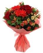 karışık mevsim buketi  Gaziantep online çiçekçi , çiçek siparişi