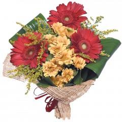 karışık mevsim buketi  Gaziantep çiçek mağazası , çiçekçi adresleri