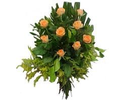 Gaziantep çiçek mağazası , çiçekçi adresleri  8 adet Kavuniçi kaliteli gül