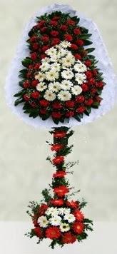 Gaziantep güvenli kaliteli hızlı çiçek  çift katlı düğün açılış çiçeği