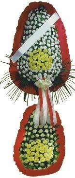 Çift katlı düğün açılış çiçeği  Gaziantep hediye çiçek yolla