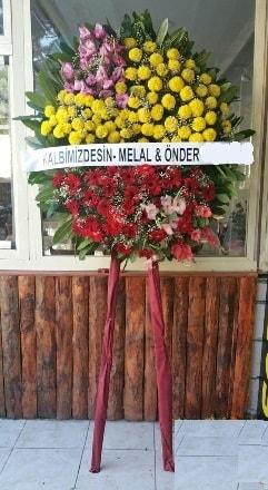 Gaziantep çiçek satışı  Cenaze çiçek modeli