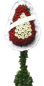 Çift katlı düğün nikah açılış çiçek modeli  Gaziantep online çiçek gönderme sipariş