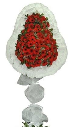 Tek katlı düğün nikah açılış çiçek modeli  Gaziantep çiçek yolla