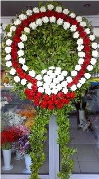 Cenaze çelenk çiçeği modeli  Gaziantep çiçek satışı