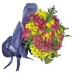 Gaziantep çiçek siparişi sitesi  Mevsim Kir çiçegi buketi