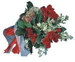 Gaziantep İnternetten çiçek siparişi  12 adet Kirmizi gül buketi
