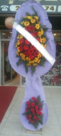 Çift katlı nikah düğüne çiçek modeli  Gaziantep online çiçekçi , çiçek siparişi