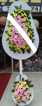 Çift katlı düğün nikah açılış çiçeği  Gaziantep çiçek satışı